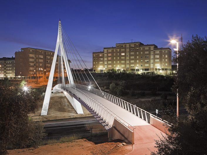 Pasarela peatonal de Buenavista -Toledo-