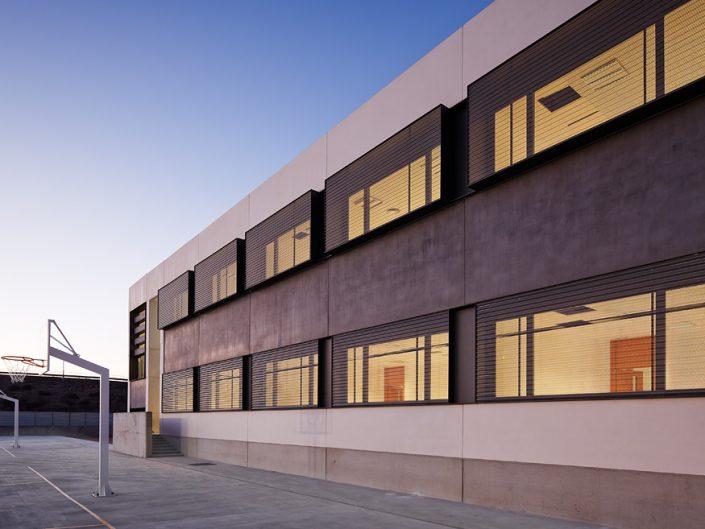 Colegio en Numancia de la Sagra.