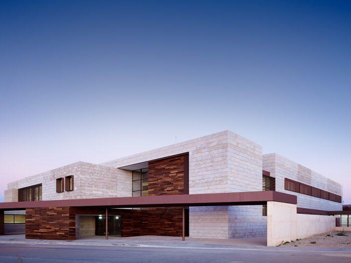 Centro de Salud en La Solana.