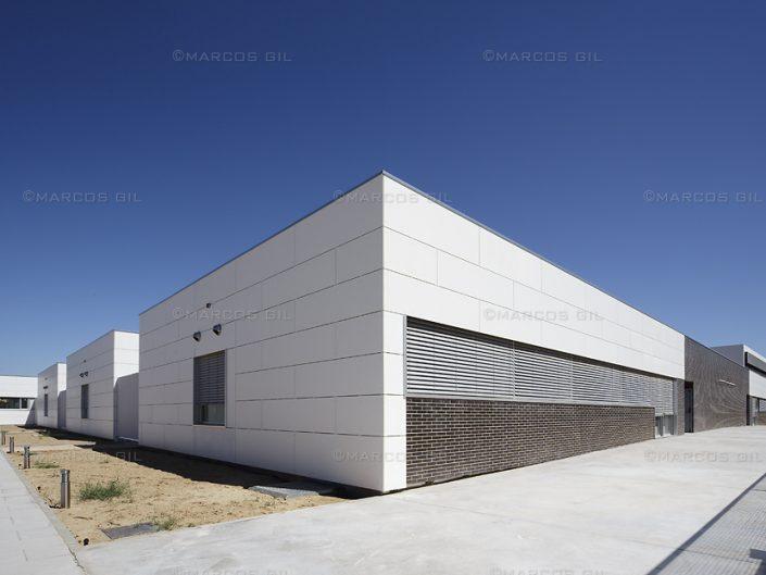 Centro de discapacitados en Talavera