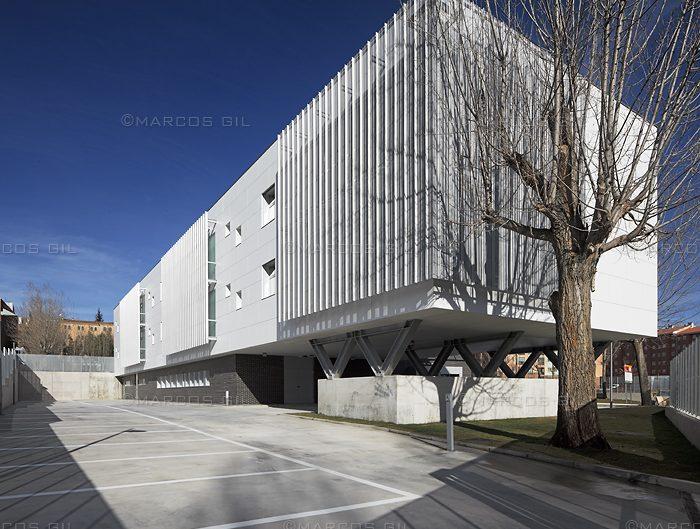 Centro asistencial en Avila